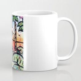 Tropical House Coffee Mug