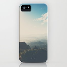 morning light ... iPhone Case