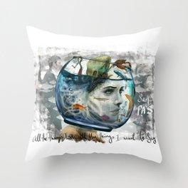 PAS (HSP) Throw Pillow