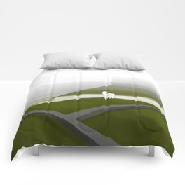 Creatures of the North: Unicorn Comforters
