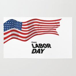 Labor Day Rug