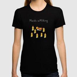 12 Days Of Christmas Nutcracker Theme: Day 8 T-shirt
