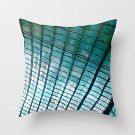 Mosaic II Throw Pillow