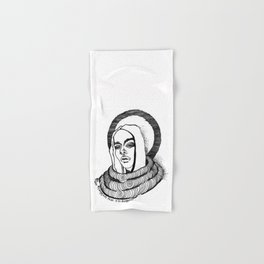Space Queen Hand & Bath Towel
