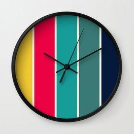 Pattern 2020 020 Wall Clock