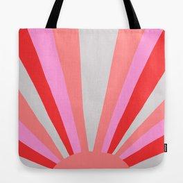 sunshine state, coral Tote Bag