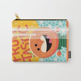 Okey Dokey Orange Carry-All Pouch