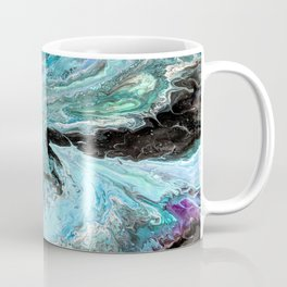 Sea of Jellies Coffee Mug