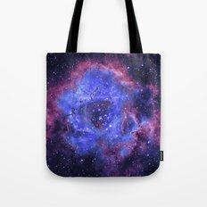 Supernova Explosion Tote Bag