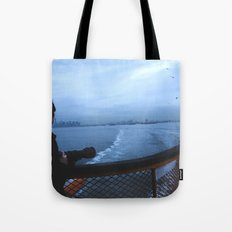 Blue & Lonesome Tote Bag