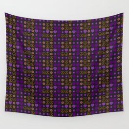 Halloween Peace Holiday Weave Wall Tapestry
