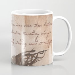 The Tale of Three Brothers Coffee Mug