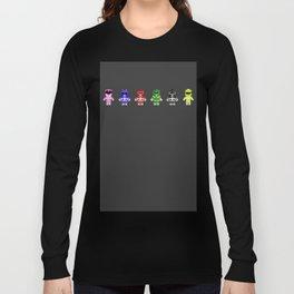 Pixel Rangers Long Sleeve T-shirt