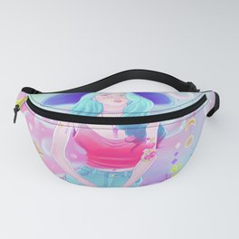 Magic of a Witch Fanny Pack