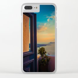 The Beauty Clear iPhone Case