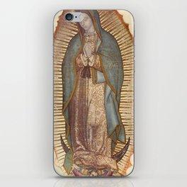 guadalupe iPhone Skin