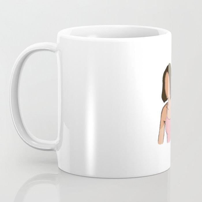 No face  3 Standards Coffee Mug
