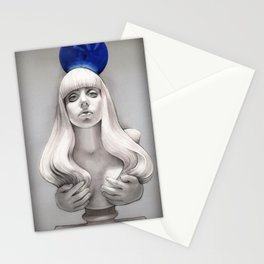 Suddenly the Koons is me Stationery Cards