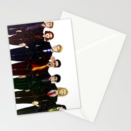 Suitvengers Stationery Cards