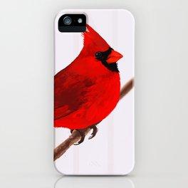 Cardinal iPhone Case
