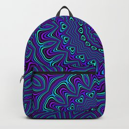 Trippy Kaleidoscope 2 Backpack