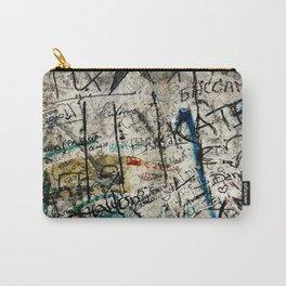 Berlin Wall Graffiti Carry-All Pouch