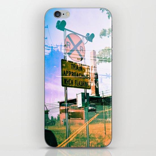 Transportation iPhone & iPod Skin