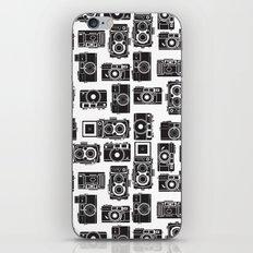 Yashica Bundle camera iPhone & iPod Skin