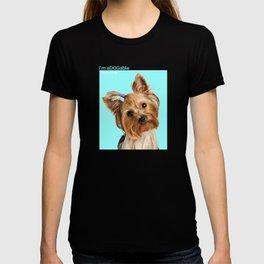 Im aDOGable Yorkshire T-shirt