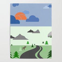 Wilderness eScape Poster