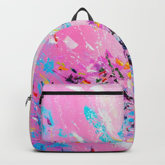 The flash of happiness Backpack