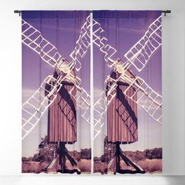 Spocott Windmill Blackout Curtain