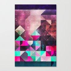 lyyk fyrwyrd Canvas Print