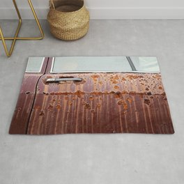 Rusted Jalopy Rug