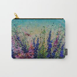 Mile High Wildflowers Carry-All Pouch