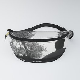 Loneliness Soledad Fanny Pack