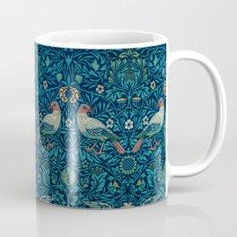 Bird by William Morris, 1878 Coffee Mug