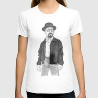 heisenberg T-shirts featuring Heisenberg by Andy Christofi