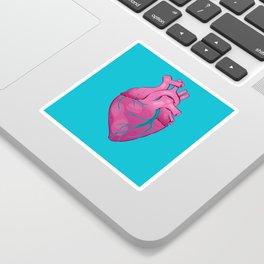 Hearts 01 - Human Heart Sticker