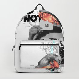 Not Sure About Anything Backpack