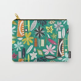 beachy jade Carry-All Pouch