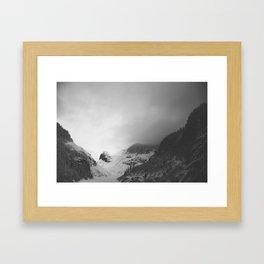 Rainier Framed Art Print