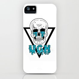 UGH! iPhone Case