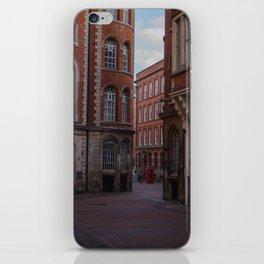 Postbox iPhone Skin