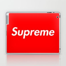 Supreme Laptop & iPad Skin