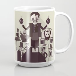 dark man fan art Coffee Mug