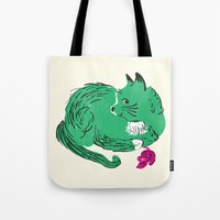 dale cooper Tote Bags featuring Cooper... by NDTank