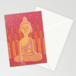 Buddha E Stationery Cards