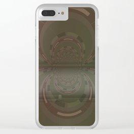 Denna Clear iPhone Case