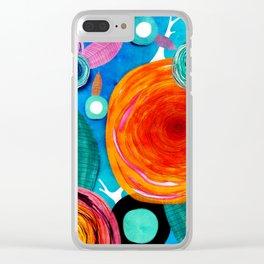 Glück kann man trainieren - Rupy de Tequila ultimative Farben 2018 Clear iPhone Case